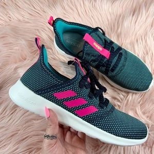 New Adidas Women's Cloudfoam Pure Sneakers